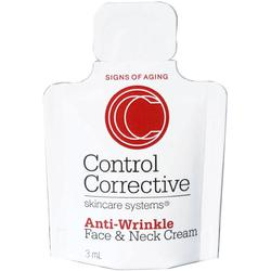 Control Corrective - Anti-Wrinkle Face & Neck Cream 3 mL. Sample