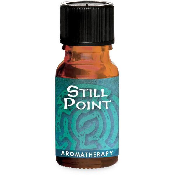 Pure-ssage Still-Point Essential Oil Blend 10 mL.