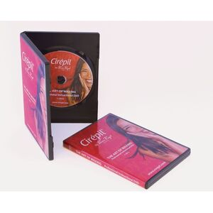 Cirepil The Art of Waxing - Professional Instructional DVD - Learn how to wax the Cirepil way!