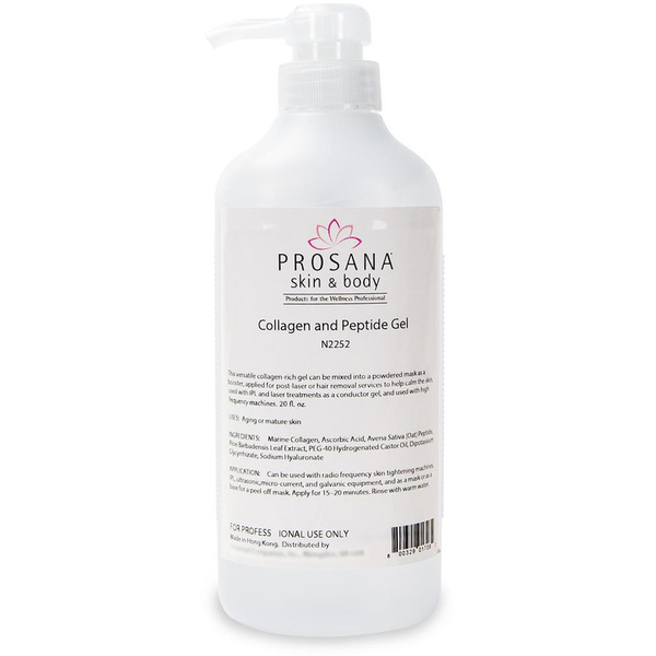 Prosana Collagen Elastin Gel 20 oz.