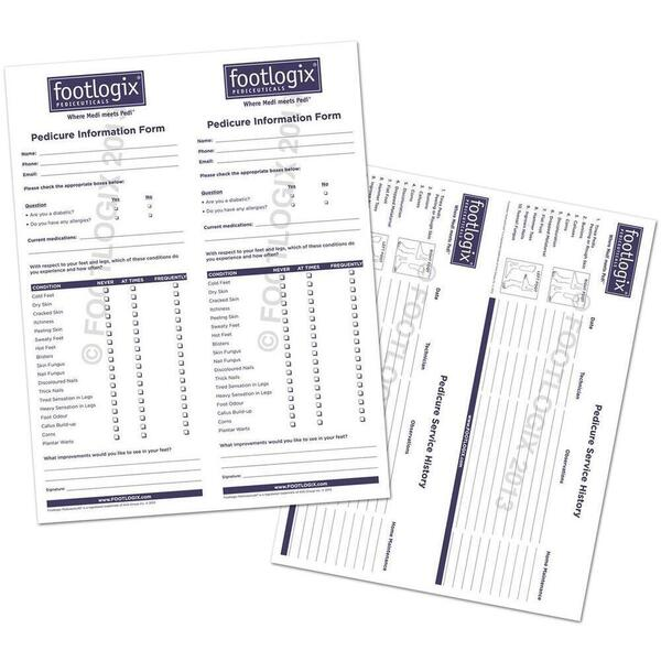 Footlogix Consultation Pad