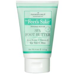 Aromafloria For Feet's Sake Intense Repair Spa Foot Butter 4 oz. - 113 grams