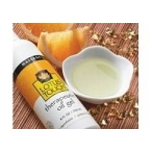 Lotus Touch Therapeutic Massage Oil Gel 8 oz. (L
