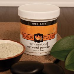 Lotus Touch Professional Seaweed Powder 12 oz. (