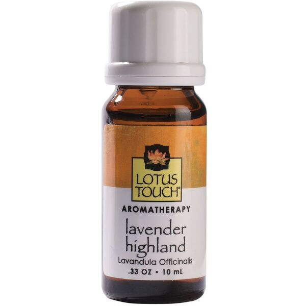 Lotus Touch Lavender Highland Essential Oil 10 m