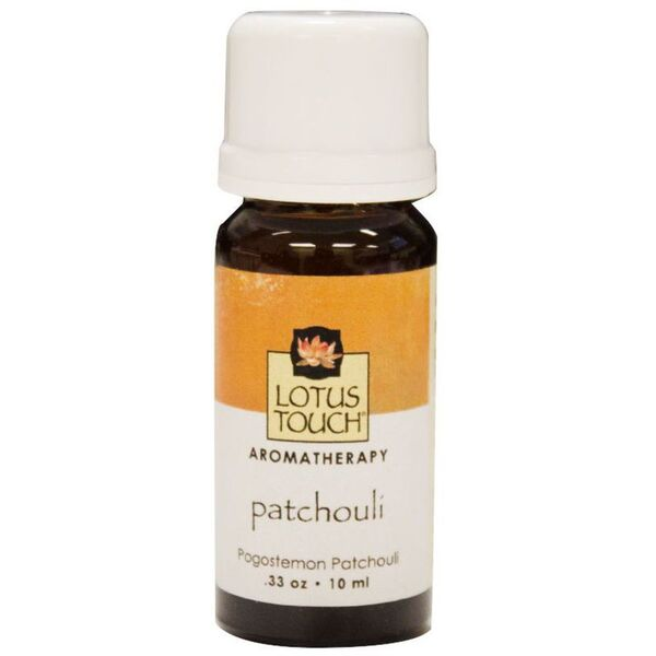 Lotus Touch Patchouli Essential Oil 10 mL (LTE10