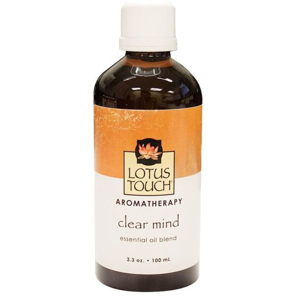 Lotus Touch Clear Mind Essential Oil 100 mL (LTE