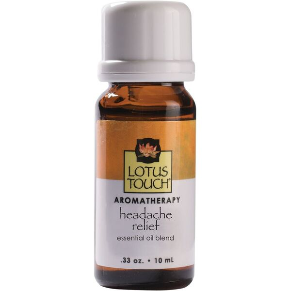Lotus Touch Headache Relief Essential Oil Blend