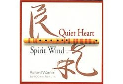 Quiet Heart Spirit Wind CD (M5917)