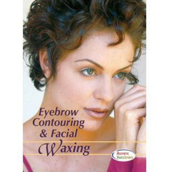 Eyebrow Contouring and Facial Waxing DVD 60 min.