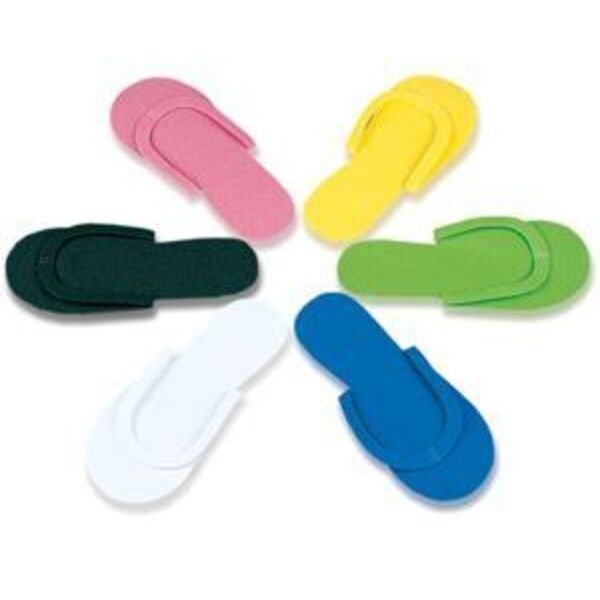 Salon Slippers 12 Count (SLIP57)