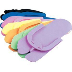 Pedicure Slippers 12 Count (SLIP50)