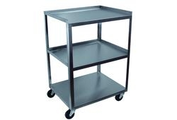 Facial Trolley - 3 Shelf Utility Cart (272 0013)