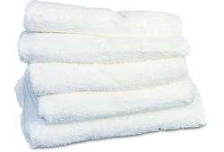 "FaceNail Towels 16"" x 27"" White 12 Pack (TO"