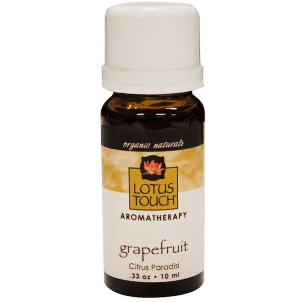Lotus Touch Organic Naturals Essential Oil Grapefr