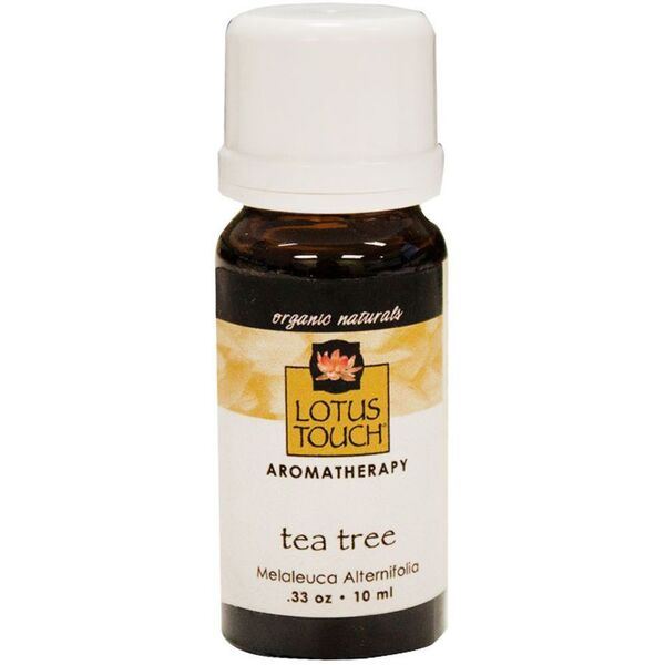 Lotus Touch Organic Naturals Essential Oil Tea Tre