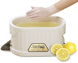 Therabath Pro Paraffin Bath System Fresh Squeezed