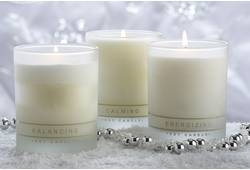 Lotus Touch Calming Soy Candle (HLTSC02)