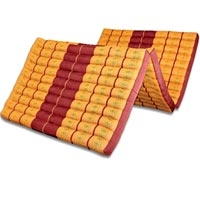 Thai Massage Mat With Case - Burgundy (118 0026)