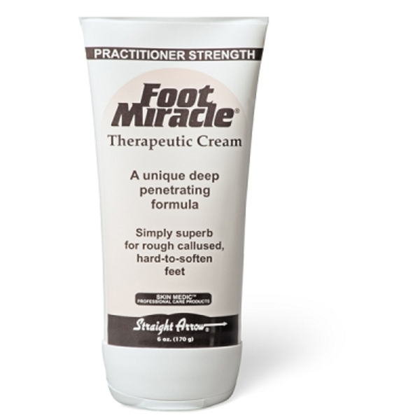 Foot Miracle Therapeutic Cream 6 oz. (185 0084)