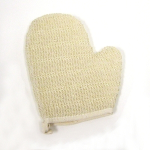 Loofah Mitt With Thumb (210 0008)