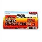 Tiger Balm Muscle Rub Topical Cream 2 oz. (228 001