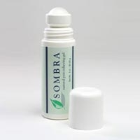 Sombra Warm Pain Relieving Gel 3oz Roll-on Cs 12 (