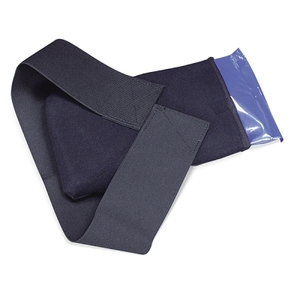 Single Pouch ColdHot Therapy Wrap with Elastic Be