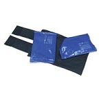 Thera-temp Wrap KneeElbo with Ft Medium with 2 6""