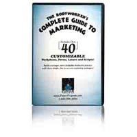 Bodyworkers Complete Guide To Marketing CD (243 02