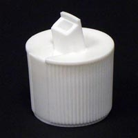 Plastic Cap For Bottle Sizes 2 - 16 oz. (Flip Top)