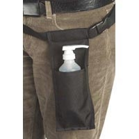 Massage Lotion Bottle Holster - Black (245 0210)