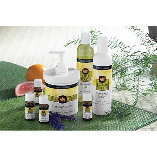 Lotus Touch Organic Aromatherapy Kit (256 0059)