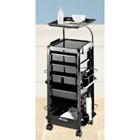 Aestheticians Smart Kart With Service Tray (272 00