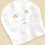 "Pre-cut Gauze Face Mask 12"" X 11"" 50 Pack (273 002"