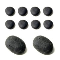 Facial Stones Set Of 10 (281 0015)