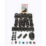Signature II Stone Massage Set 60 Stones And DVD (