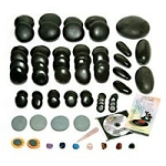 Ultimate Stone Massage Set 67 Stones And DVD (281