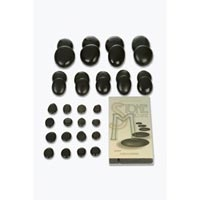 Stones PedicureManicure Set 32 Stones And DVD (28