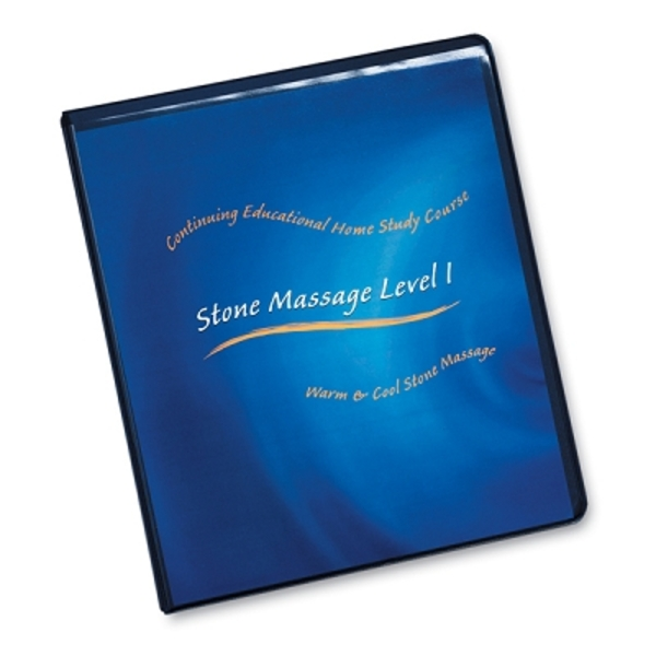Therapeutic Stone Massage Home Study Course (281 0