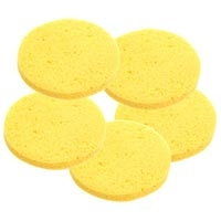 "Round Facial Sponges 2.75"" 20 Pack (283 0097)"