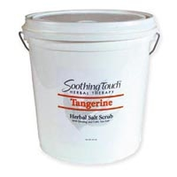 Soothing Touch Salt Scrub Tangerine 2 Gallon (285