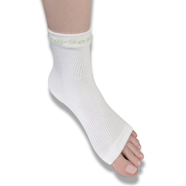 Spa Pedi Sox White 1pair (352 0008)