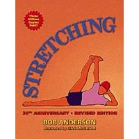 Stretching By Bob Anderson Book (530 0006)