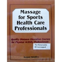 Massage For Sports Health Care Professionals (539