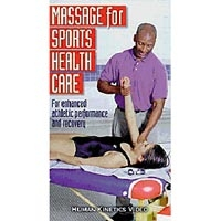 Massage For Sports Health Care Video (539 0018)