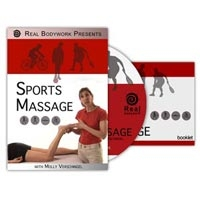 Real Bodywork Sports Massage DVD Verschingel (539