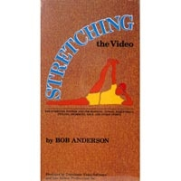 Stretching By Bob Anderson Video (542 0005)
