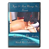 Advanced Ahh... Shiatsu DVD (549 0014)