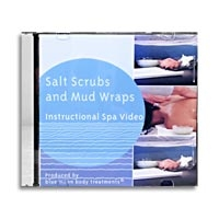 Salt Scrubs And Mud Wraps Instructional DVD (549 0